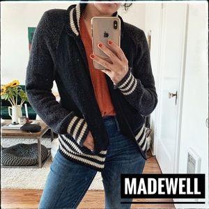 Madewell Varsity Cardigan - M